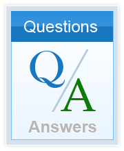 Questions &amp; Answers by NM Web Design