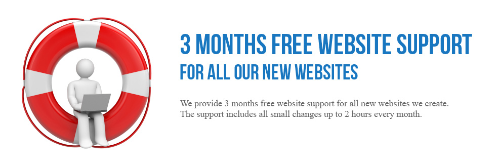 Three Months Free Support