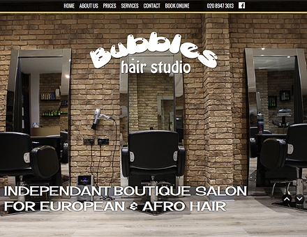 Bubbles Hair Studio