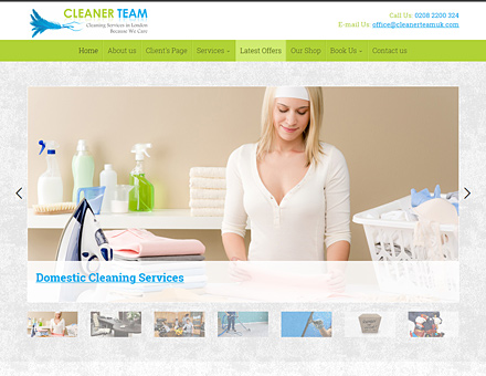 Cleaner Team