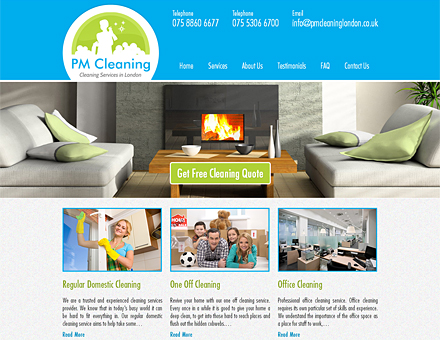 PM Cleaning