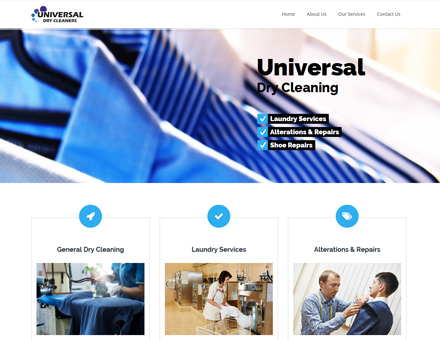 Universal Dry Cleaning