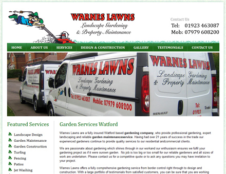 Warnes Lawns