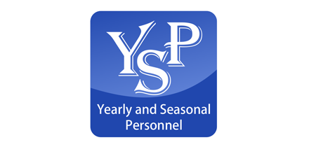 YSP - Yearly and Seasonal Personnel